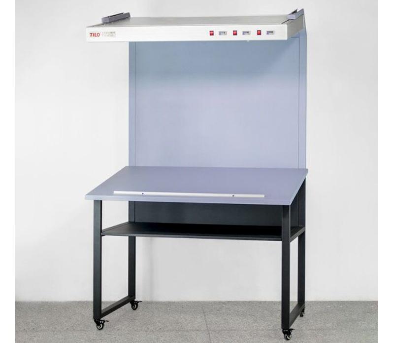 CC120A标准看样台印刷看样光源