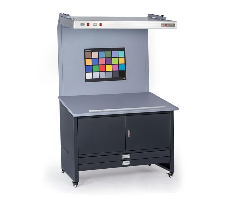 CC120D型标准看样台印刷看样光源